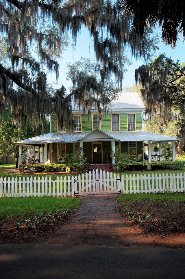 Florida Cracker House Plans Wrap Around Porch