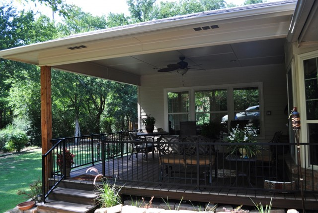 Building a porch addition home design ideas for Front porch construction cost
