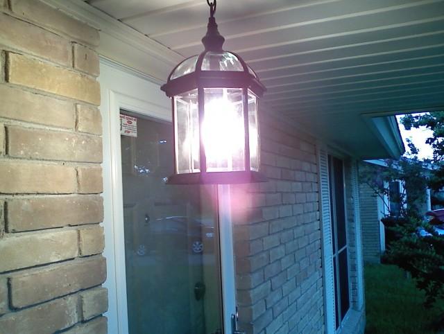 Front Porch Light Bulb