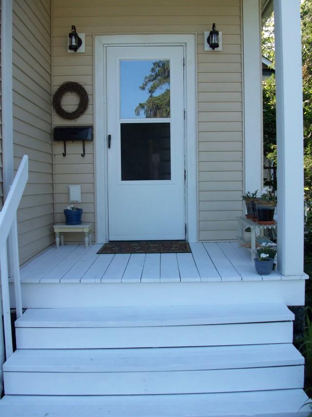 Best porch paint colors home design ideas for What color to paint my front porch