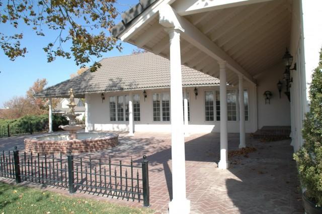 Front Porch Posts Repair