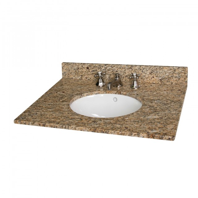 Granite Vanity Tops With Undermount Sink