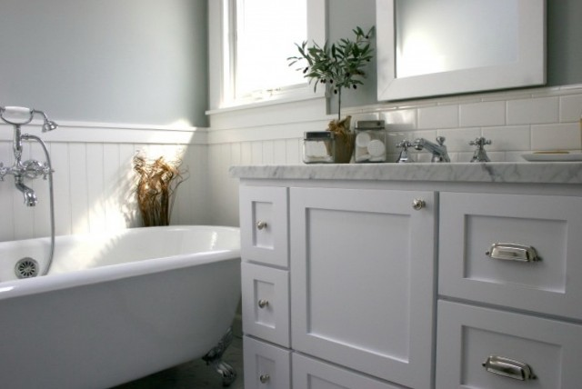Grey Bathroom Vanity Ideas