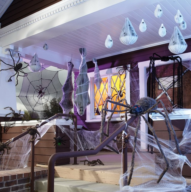 Halloween Porch Ideas Pinterest
