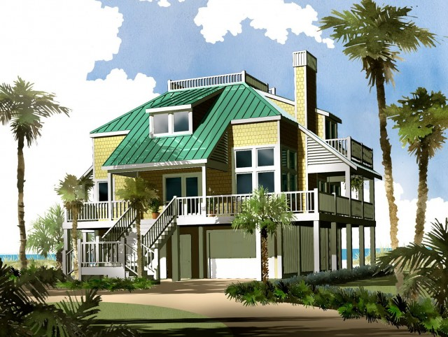 House Plans Wrap Around Porch Southern Living
