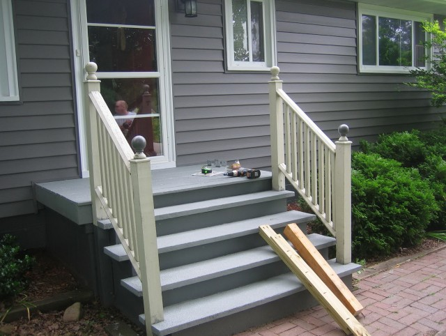 How To Build A Porch Railing