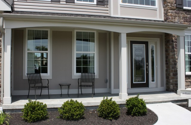 Ideas For Front Porch Posts