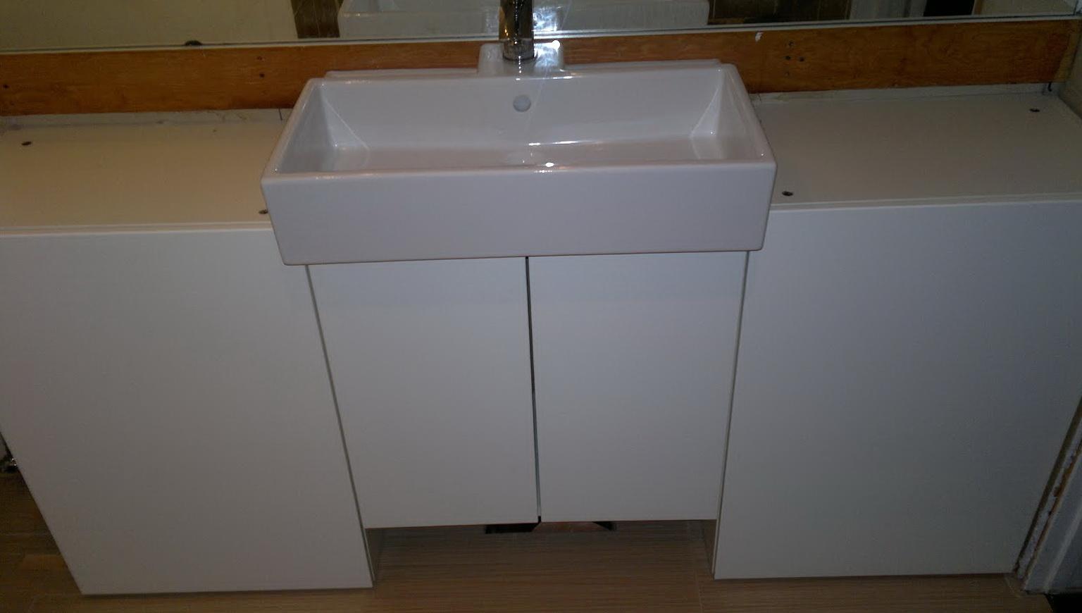ikea bathroom vanities reviews home design ideas. Black Bedroom Furniture Sets. Home Design Ideas