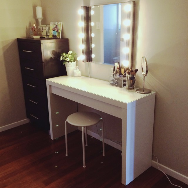 Ikea Vanity Table Malm