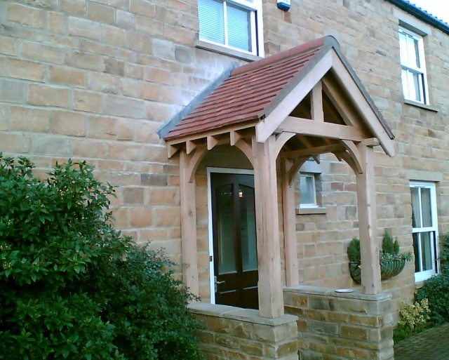 Images Of Front Porches Uk