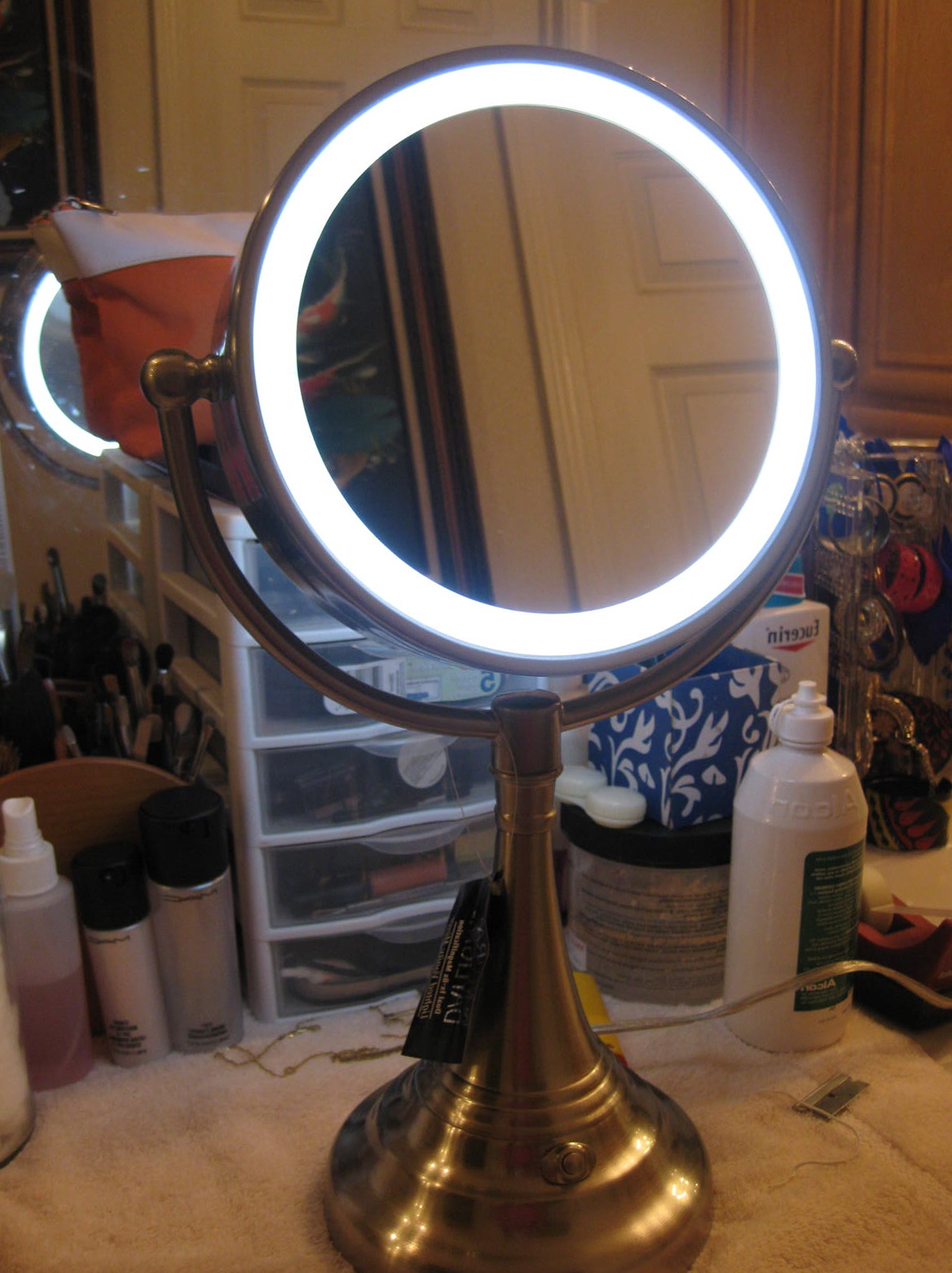 Makeup Mirror With Light Costco Makeup Vidalondon