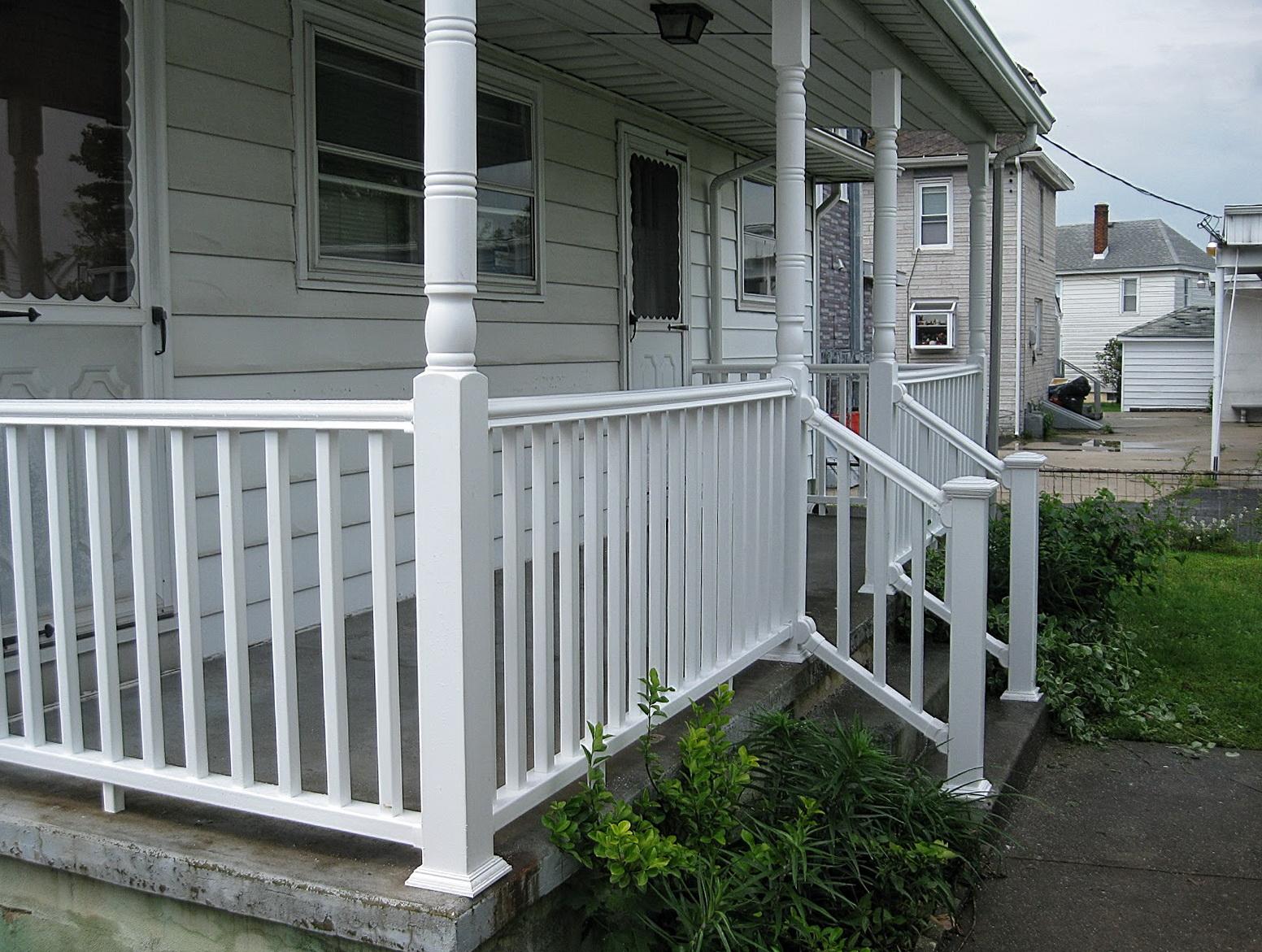 Lowes Porch Railing Materials Home Design Ideas