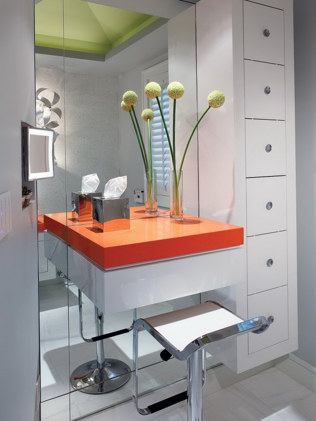 Makeup Vanity Ideas For Small Spaces
