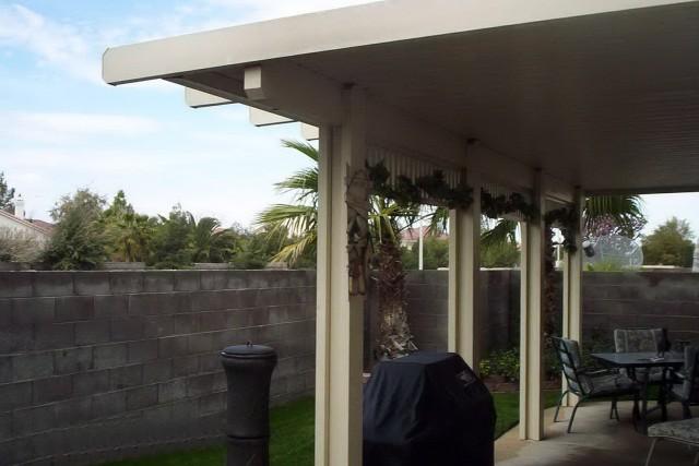 Metal Porch Roof Kit