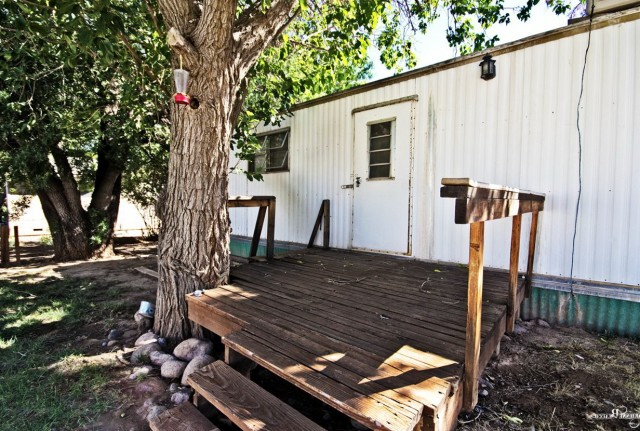 Mobile Home Back Porch Ideas