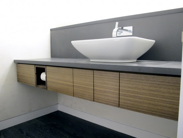Modern Bathroom Vanities Floating