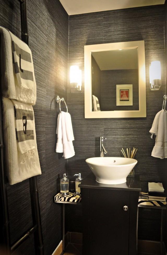 Modern Powder Room Vanities