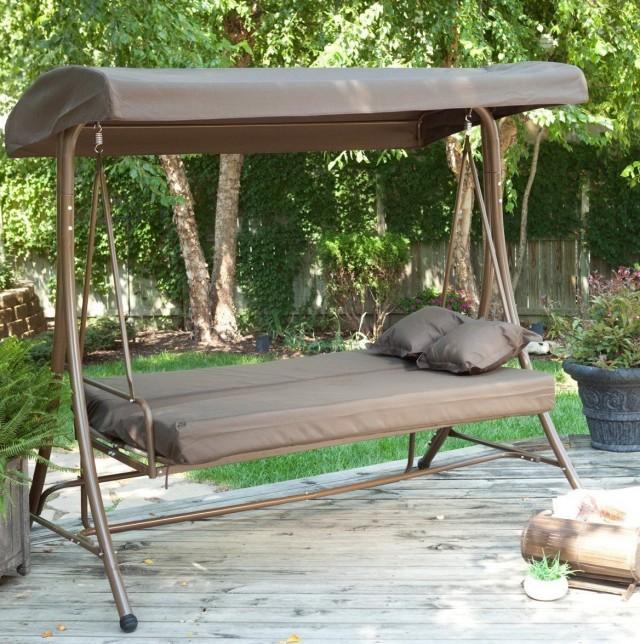 Outdoor Porch Bed Swings
