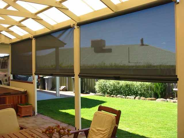 Outdoor Shades For Screened Porch Lowes Home Design Ideas