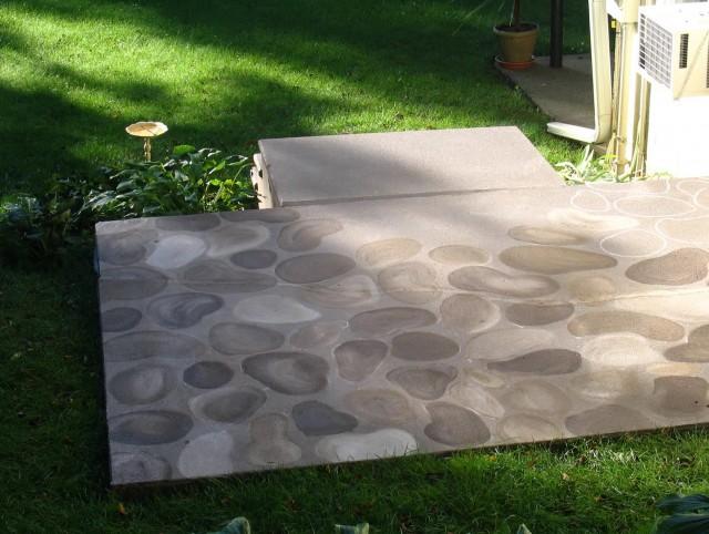 Painting Concrete Porch Problems