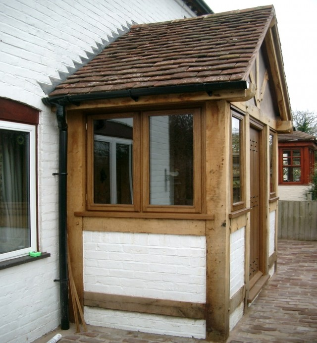 Pictures Of Porches Uk