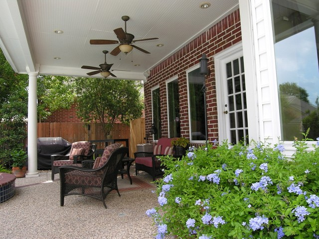 Porch Ceiling Fans Ideas