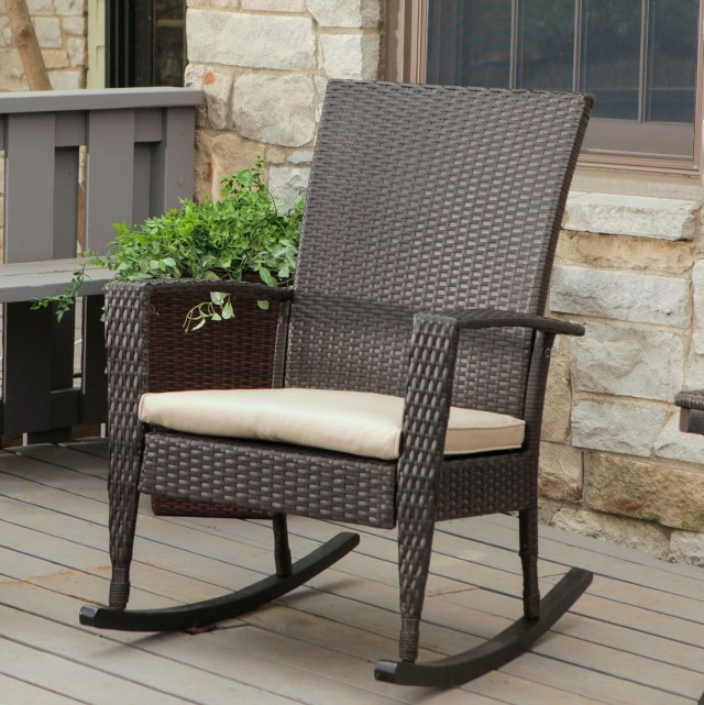 Porch Rocking Chair Cushions