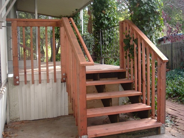 Porch Stair Railing Height