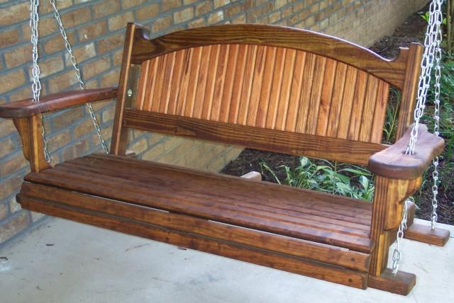 Porch Swing Glider Plans