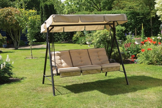 Porch Swing With Canopy Lowes