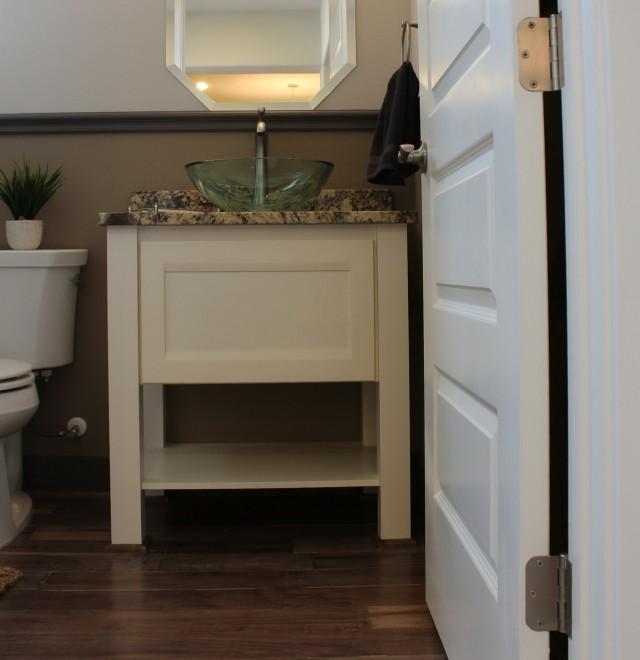 Powder Room Vanity Cabinets