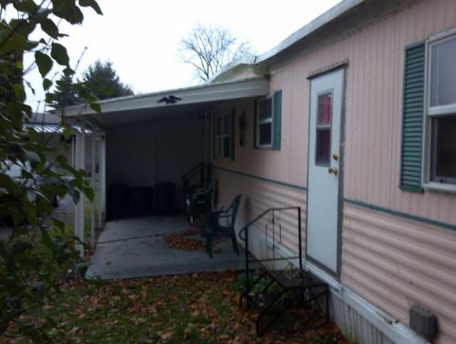 Pre Built Porches For Mobile Homes