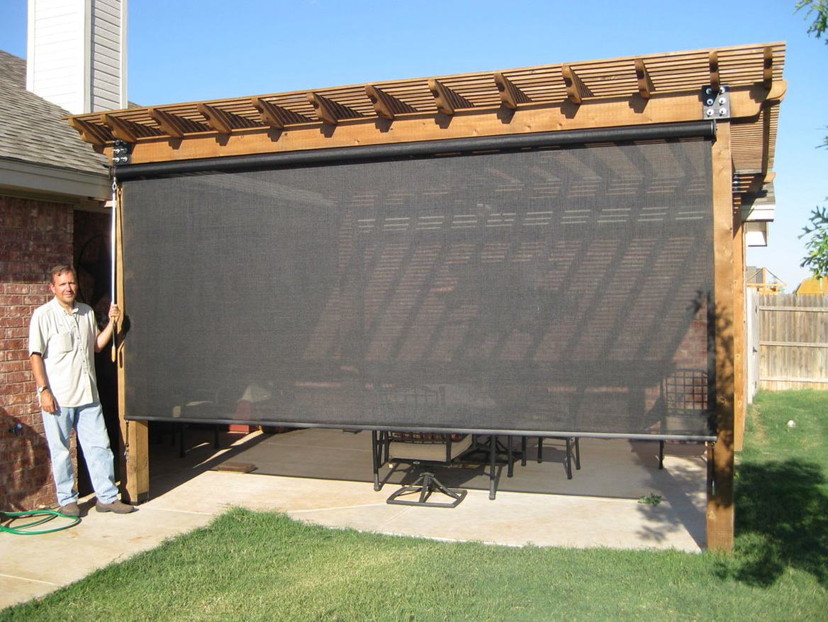 Privacy Screen For Porch Home Design Ideas
