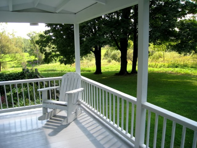 Rocking Chair On Porch Images
