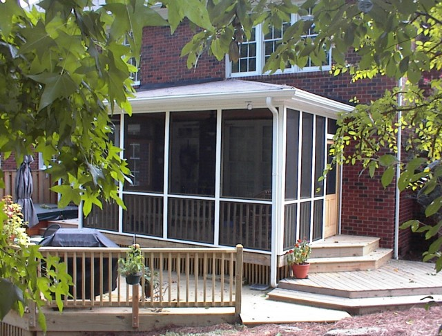 Home Depot Screen Porches : Porch screen panels home depot design ideas