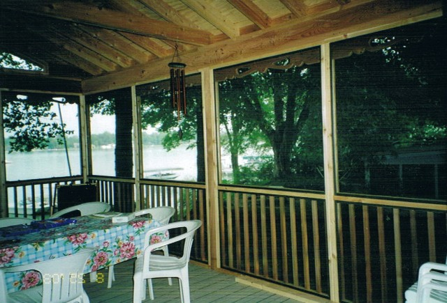 Screen Porch Panels Lowes