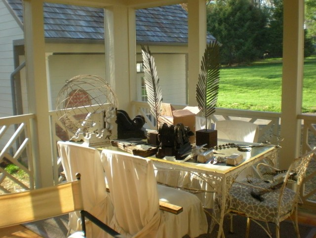 Screened In Back Porch Decorating Ideas