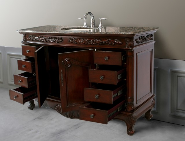 Single Sink Vanity Dimensions