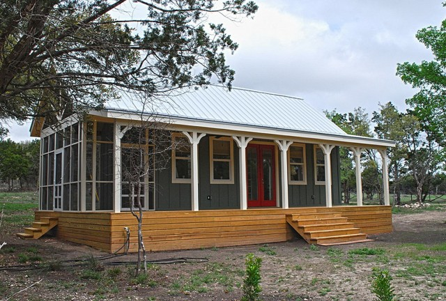 Small House Plans With Porches Country