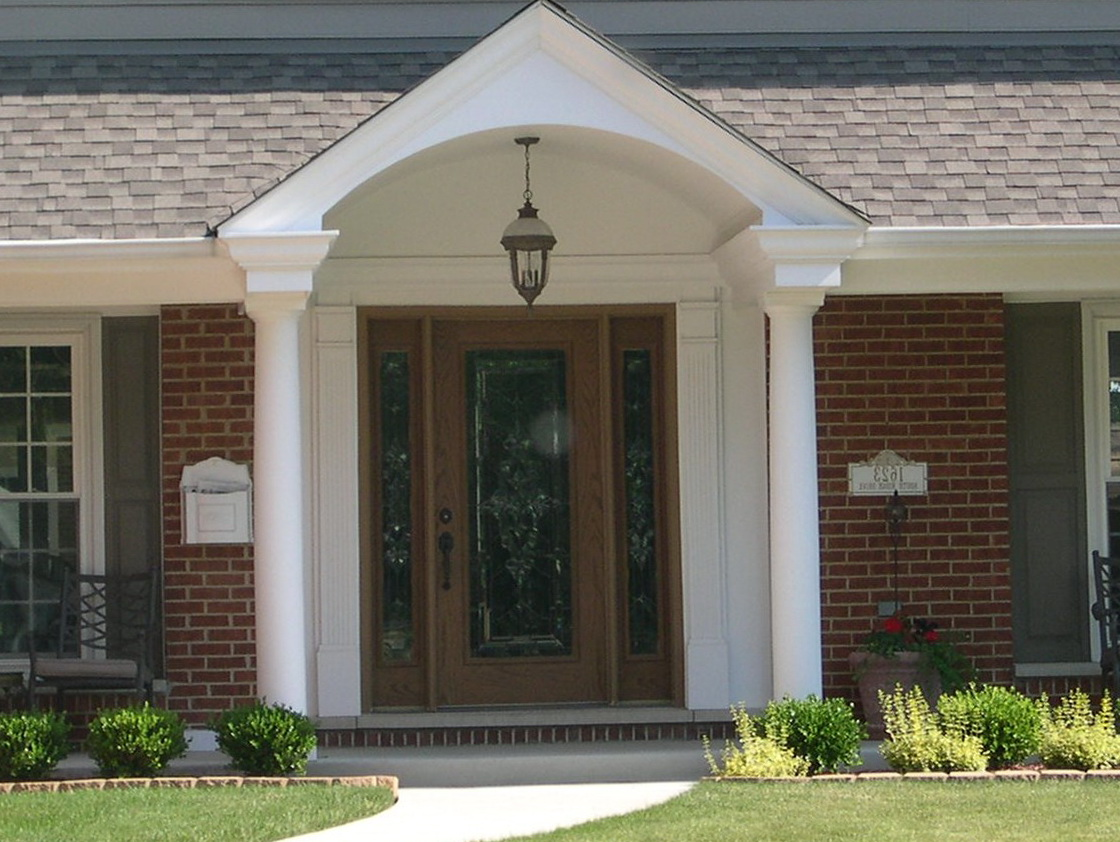 small houses with front porches home design ideas