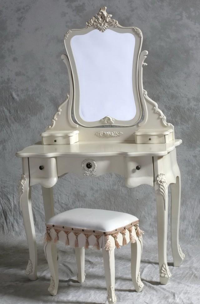 Small Vanity Table Ideas