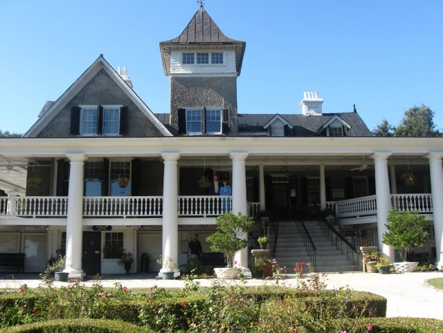Southern Farmhouse With Wrap Around Porch