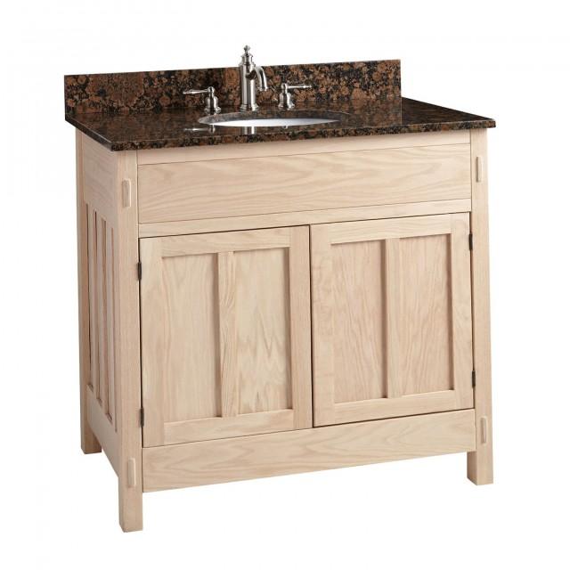 Unfinished Bathroom Vanities Home Depot