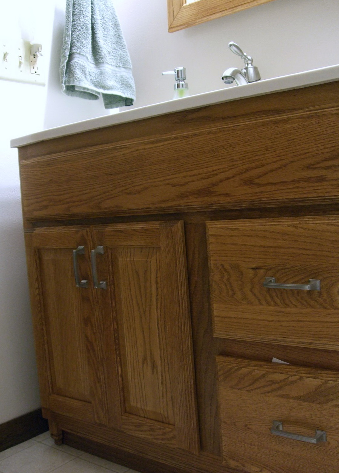 Unfinished Bathroom Vanities Menards Home Design Ideas
