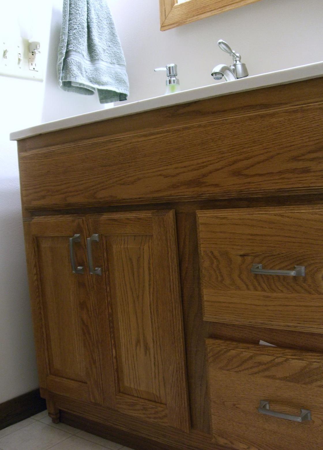 Unfinished Bathroom Vanities Menards Home Design Ideas