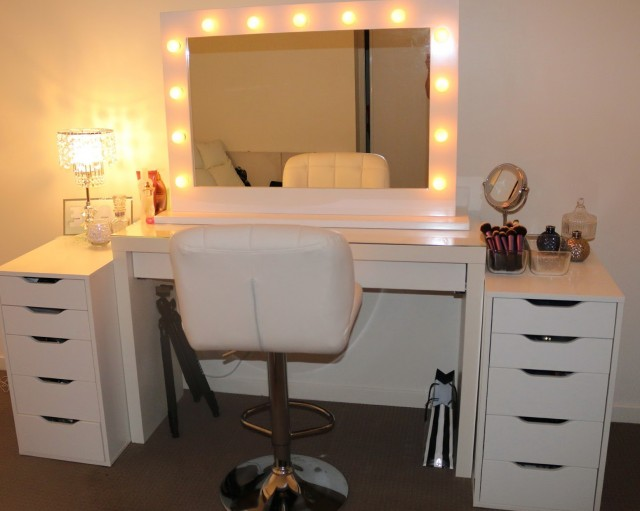 Vanity Mirrors With Lights Ebay