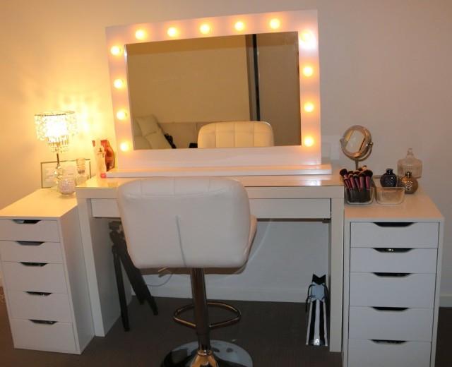 Vanity Set With Lights Ikea