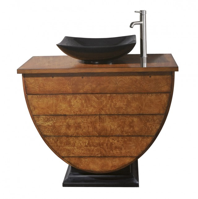 Vessel Sink Vanity Height