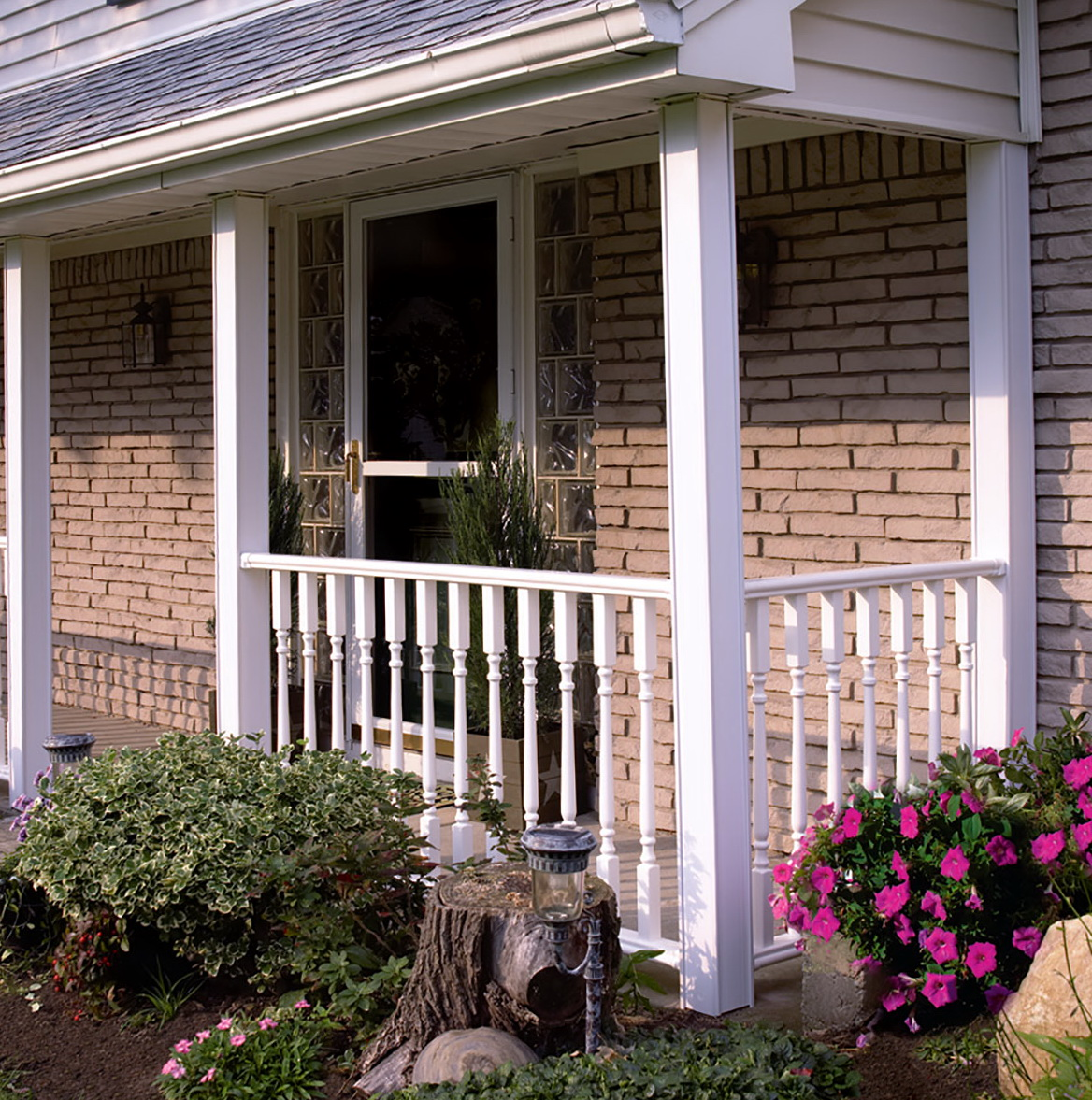 Vinyl Porch Columns Wraps