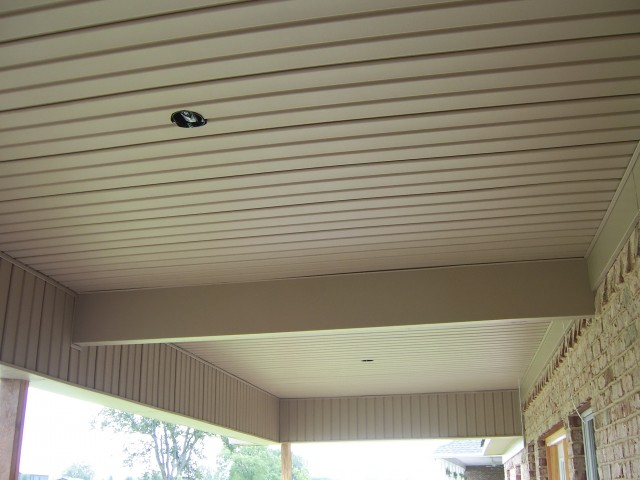 Vinyl Siding On Porch Ceiling